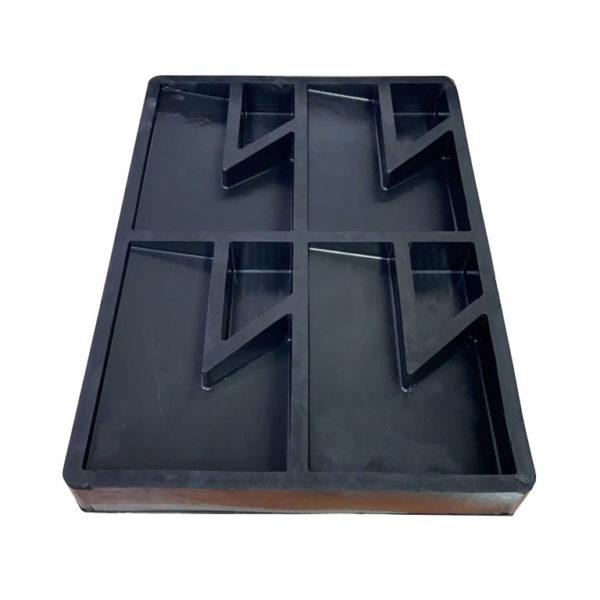 Форма для 3D панелей Бумеранг F6030